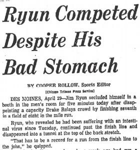 Chicago Tribune, April 1972