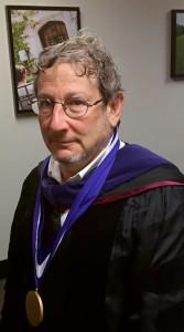 Medill Prof. Jack Doppelt, #throughglass