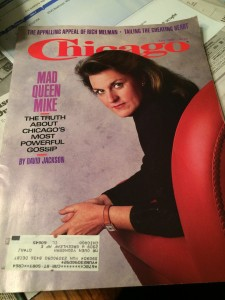 Chicago Magazine, July 1987